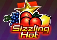 Sizzling Hot Spielautomat logo