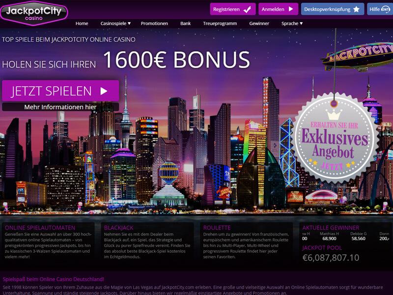 Jackpotcity Online Casino Flash